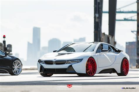 Bmw I8 Duo  Vossen Forged Precision Series ©17618219203o