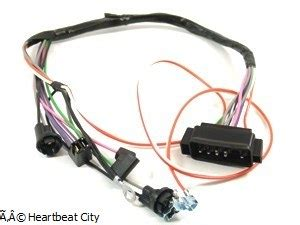 Camaro Console Wiring Harness Automatic Transmission