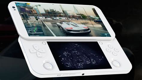 Android Portable Console Pgs Une Console Portable Android Windows 10 Avec 8 Go