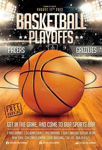 ffflyer download basketball game flyer template With basketball tournament program template