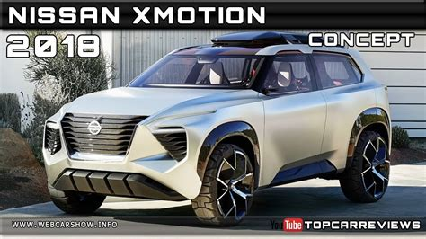 nissan xmotion concept review rendered price specs
