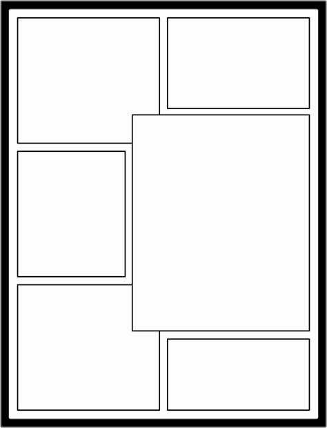 7 best of ic template printable ic sle printable blank comic template for