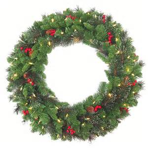 christmas wreaths garland holiday decorations at the home depot