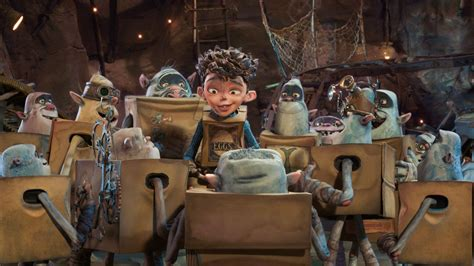 boxtrolls eggs movie trailer international fish movies there xxx baby usatoday
