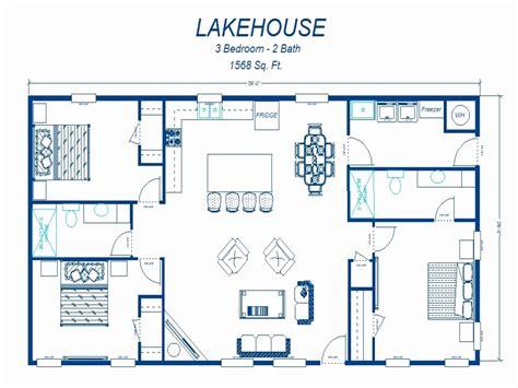 Stilt House Floor Plans