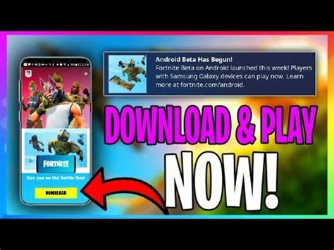 play now fortnite how to play fortnite on android easy fortnite battle royale fortnite