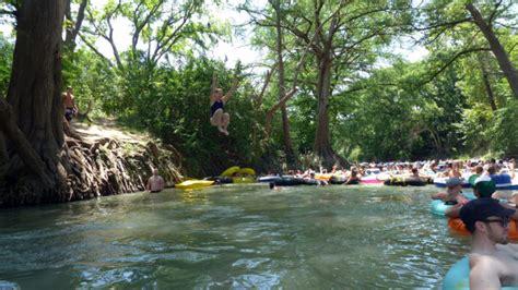 san marcos river    place  tubing  austin