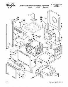 Whirlpool Microwave Parts Diagram