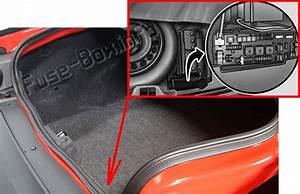 2009 Dodge Challenger Fuse Diagram