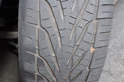 What Causes This Type Of Tire Wear?