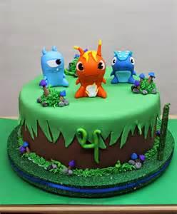 pocoyo cake toppers violeta glace tortas para chicos