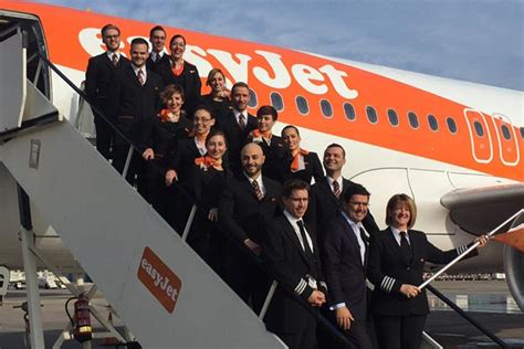 Easy Jet Cabin Crew Easyjet Embarks On Largest Cabin Crew Recruitment Drive In