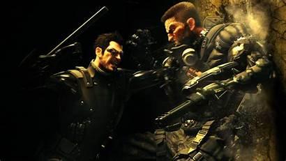 Deus Ex Revolution Human Jensen Adam Actor