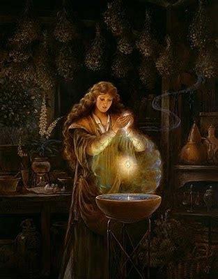 Gypsy Magic: Cerridwen