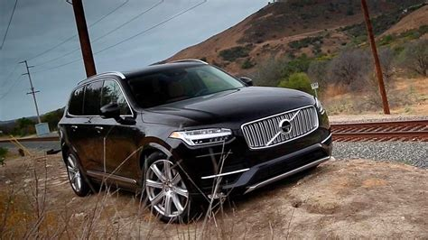volvo xc review  road test youtube