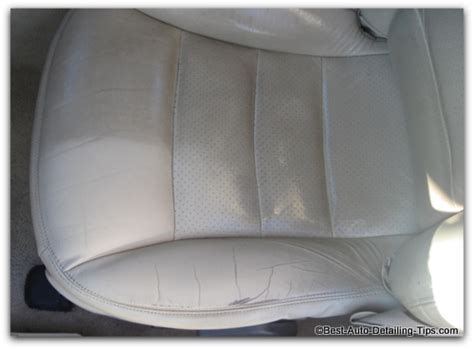 cleaning leather car seats  prove frustrating