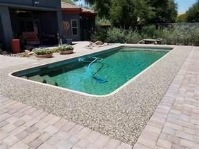 pool deck resurfacing az pool deck resurfacing concrete coatings and repairs