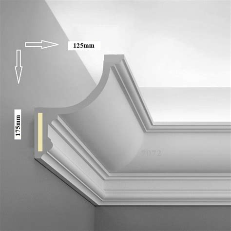 Indirekte Led Beleuchtung by Led Coving Light Trough Coving Indirect Light Cornice