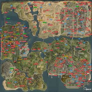 GTA SA / Grand Theft Auto: San Andreas - Weapons - on GTA.CZ