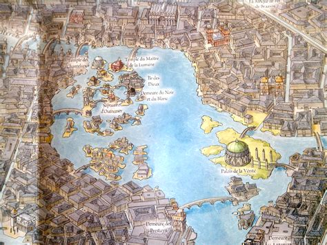 Carte Monde Of Thrones by Umac Comics Pop Culture Of Thrones Les Cartes