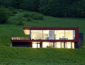 Häuser Am Hang Bilder : architektenh user familiendomizil am hang sch ner wohnen ~ Eleganceandgraceweddings.com Haus und Dekorationen
