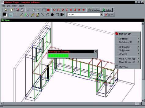 top  cabinet design software  furniture makers