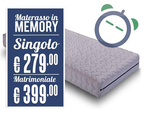 offerta materasso memory offerte materasso memory fabulous materasso memory foam e