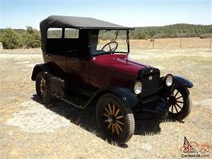 1922 Willys Overland Model 4a