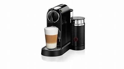Nespresso Machine Coffee Citiz Milk Limousine D122