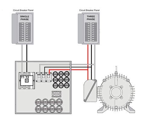 Rotary Phase Converter With Tefc Generator Ebay
