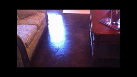 How I used brown shipping paper as Flooring!!   YouTube