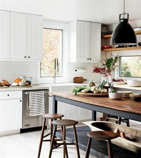 ambiance et style cuisine cuisine industrielle l 39 élégance brute en 82 photos
