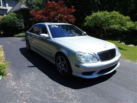 how to sell used cars 2006 mercedes benz e class on board diagnostic system sell used 2006 mercedes benz s430 amg in milford michigan united states