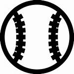 Baseball Svg Icon Ball Icons Picol Recreation