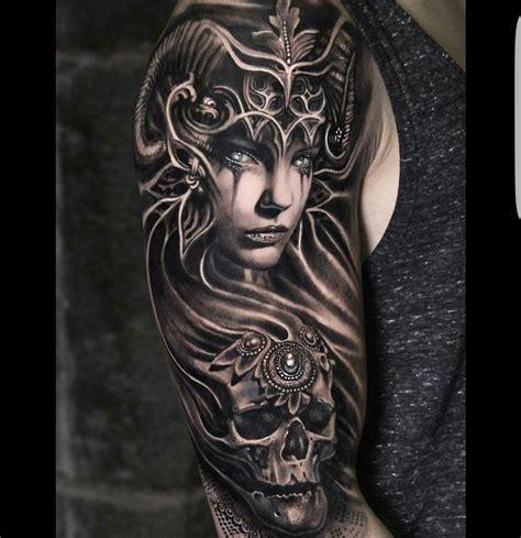 Valkyrie  Tattoos  Pinterest  Tattoo, Tatting And