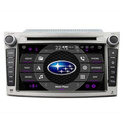 subaru android car stereo radio  dash gps navigation