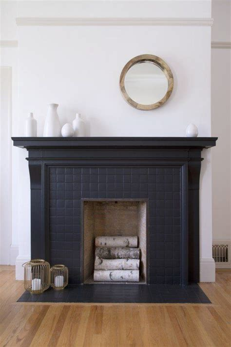 decorating ideas 5 ways black tiles can look amazing at