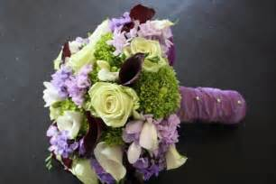 flowers wedding bouquet bridal lavender and white bouquets
