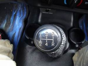 How-to  Painted Shift Knob Markings - Ranger-forums