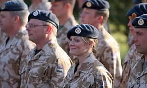 RAF to allow women in close combat roles ahead of schedule ...