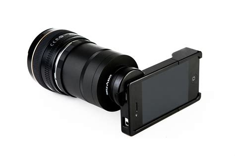 lens for iphone iphone 4 slr mount iwanties