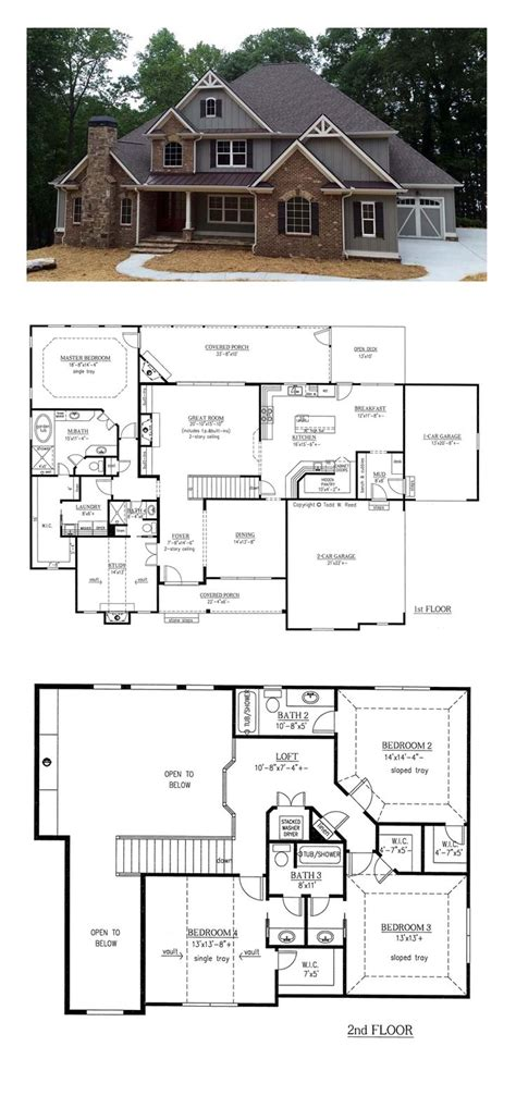 house plans open floor 100 house plans single open floor inside home