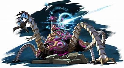 Guardian Zelda Breath Wild Botw Artwork Gamepedia