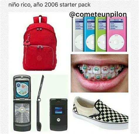 starter pack 2006 meme by positivooos memedroid