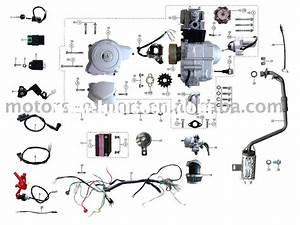 125cc Chinese Engine Wiring Diagram