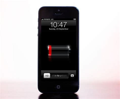 what is draining my iphone battery ios 6 0 2 causing iphone 5 mini battery to rapidly drain
