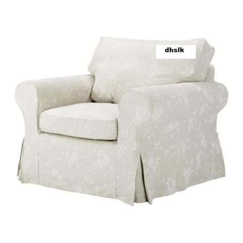 ikea ektorp cover for arm ikea ektorp armchair cover redeby beige slipcover floral bezug