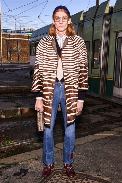 gucci pre fall mens fashion collection menswear