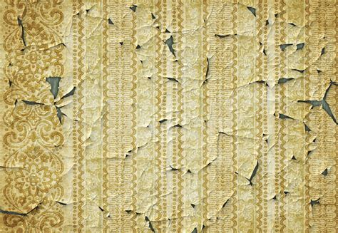 two old faded and cracked wallpaper backgrounds www