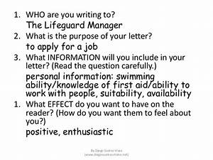how to write formal letter for job application job With how to write a formal email for job application